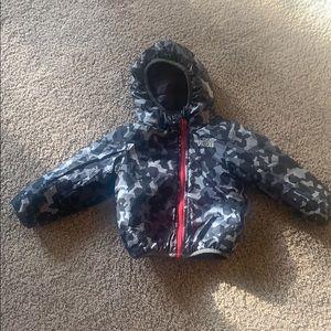 Toddler North Face lightweight jacket